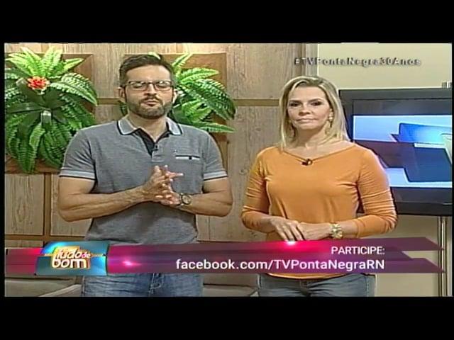 Confira nossa entrevista na TV Ponta Negra, no SBT